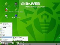 Dr.Web LiveCD 6.0.2 (29.06.2014)