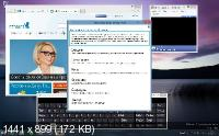 Windows 8.1 Single Language 6.3.9600.17085 Store & PIP [2 in 1] x64 (2014/RUS) by Lopatkin