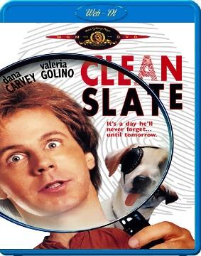 Девственно чистая память / Чистая страница / Clean Slate (1994) BDRip 1080p