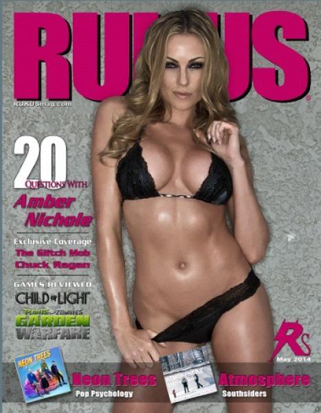 RUKUS magazine - May 2014