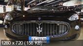 ����������: �������� ����� ������� / Megafactories: Maserati Gran Turismo (2007) HDTVRip 720p | VO