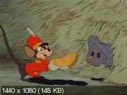 ����� / Dumbo (1941) BDRip 1080p   DUB   60 fps