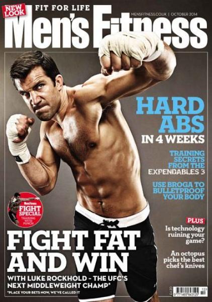 Men's Fitness UK – October 2014