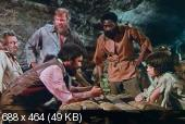 Таинственный остров капитана Немо / Die geheimnisvolle Insel / La isla misteriosa (1973) DVDRip