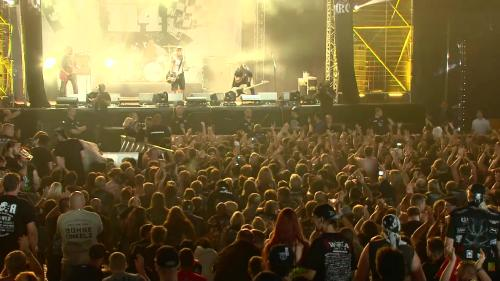 VA - Live at Wacken 2013 (2014) Disk3 (BDRip)