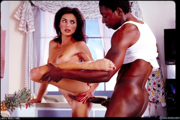 секс и ребекка риггс