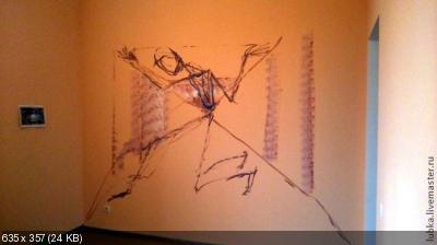 Как создать глубокое 3D изображение на стене Dc2a6dcfc444e2dc56f2ecbc1e50773d