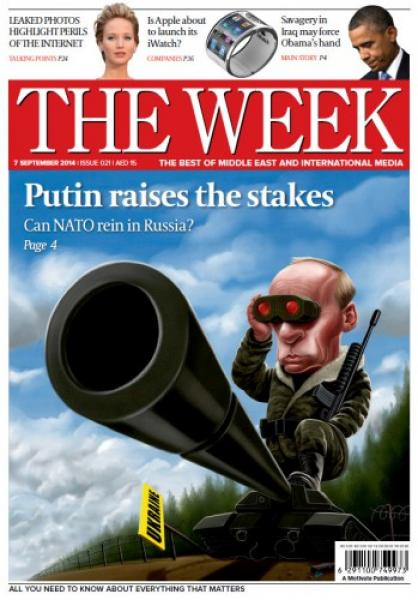 The Week Middle East - 7 September 2014