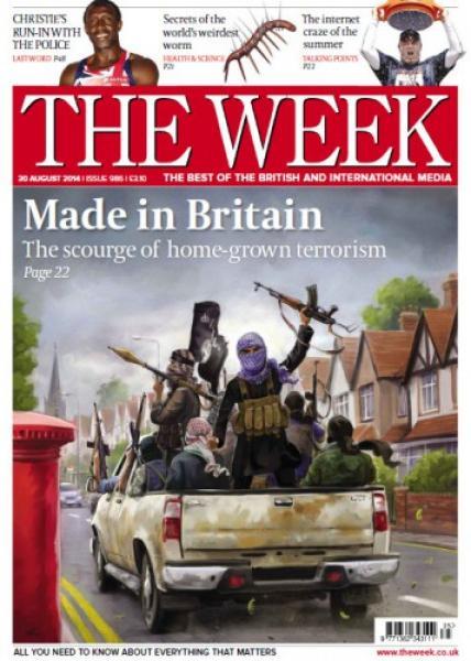 The Week UK - 30 August 2014
