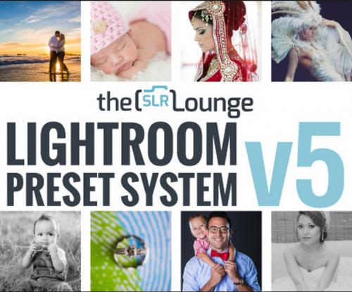 SLR Lounge - Lightroom Workshop v5