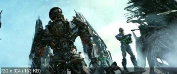 Трансформеры: Эпоха истребления / Transformers: Age of Extinction (2014) HDRip | DUB | Чистый звук
