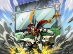 Cho Dengeki Stryker (2014/ENG/JAP)