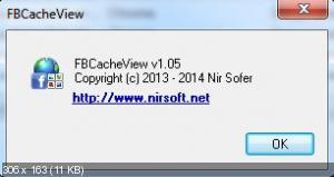 FBCacheView 1.05 Rus Portable