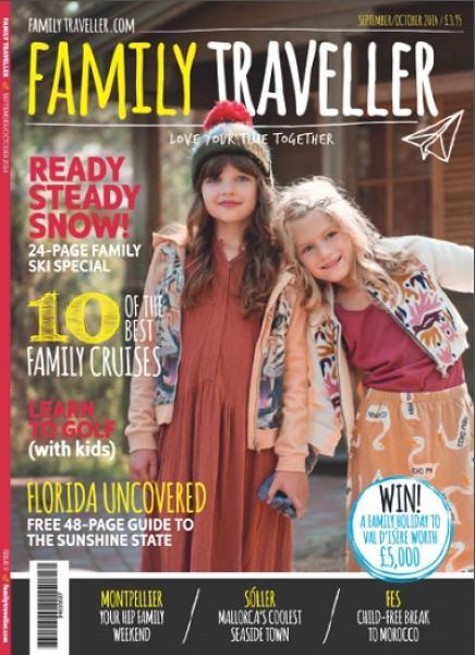 Family Traveller – September/October 2014
