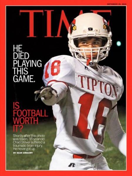 Time USA – 29 September 2014