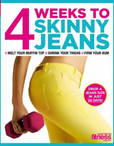 Women's Fitness – 4 Week to Skinny Jeans 2014