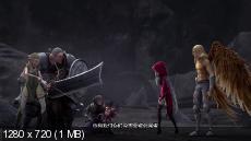 Гнездо Дракона / Dragon Nest: Warriors' Dawn (2014) HDRip-720p | Sub