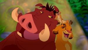 ������ ��� / The Lion King (1994) BDRip | DUB