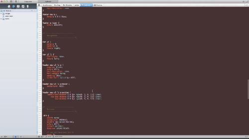 Курс верстки PSD в HTML5/CSS3: Ручное кодирование красивого сайта за 4-часа!
