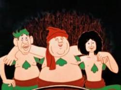 Бременские музыканты [Дилогия] (1969-1973) DVDRip от MediaClub {Android}
