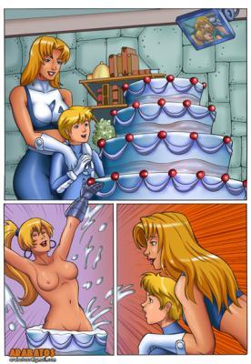 Arabatos - Comic Fantastic