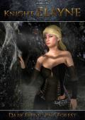 Hibbli3d - Knight Elayne - Dark Eyes in the Forest porn comic
