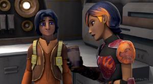 �������� �����: ��������� / Star Wars Rebels [1 �����] (2014) WEB-DLRip   LostFilm