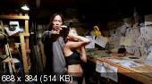 Женщина-пистолет / Gun Woman / Nyotaiju Gun Woman (2014) HDRip