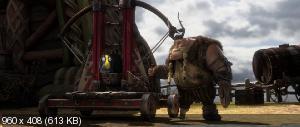 ��� ��������� ������� 2 / How to Train Your Dragon 2 (2014) BDRip-AVC | DUB | ��������