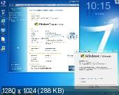Windows 7 Ultimate Ru x86/x64 nBook IE11 by OVGorskiy® 10.2014 2 DVD