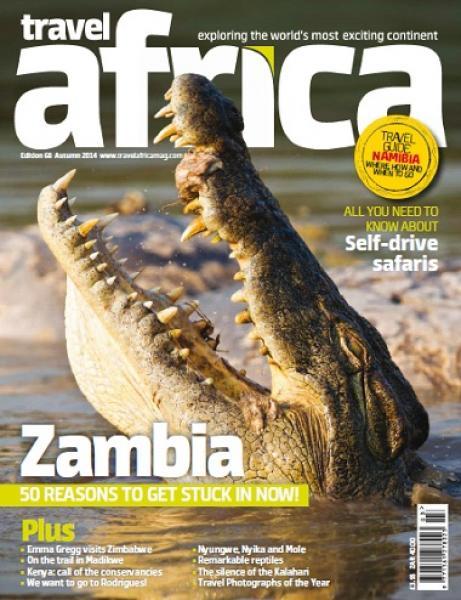Travel Africa – Autumn 2014