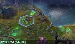 Sid Meier's Civilization: Beyond Earth (2014/RUS/ENG/RePack)