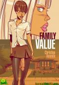 Innocent Dickgirls - Family Value porn comic