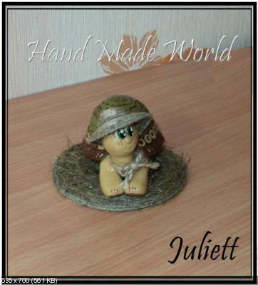 Создание шляпки для куклы    82dc8fa08b0e619e6489c8e0db296c10
