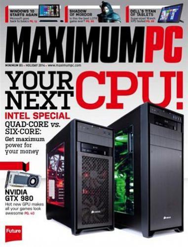 Maximum PC – Holiday 2014