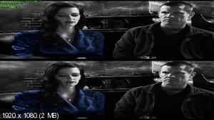 Город грехов 2: Женщина, ради которой стоит убивать 3Д / Sin City : A Dame to Kill For 3D (Лицензия by Ash61) Вертикальная анаморфная