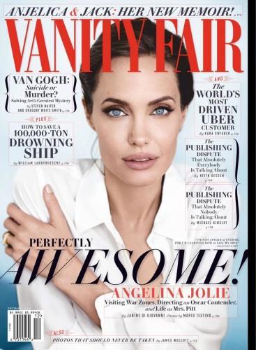 Vanity Fair USA – December 2014