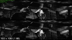 ����� ������ 2: �������, ���� ������� ����� ������� / Sin City: A Dame to Kill For (2014) BDRip 1080p | 3D-Video | halfOU