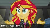��� ��������� ����: ������� �� ��������� � �������� ��� / My Little Pony: Equestria Girls - Rainbow Rocks (2014) BDRip 720p | DUB | VO