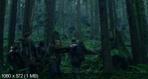 ������� �������: ��������� / Dawn of the Planet of the Apes (2014) BDRip-AVC   DUB    ��������