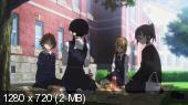 ������� ����� ������ / Tamako Love Story (2014) BDRip 720p | VO