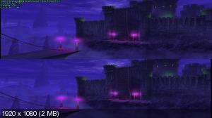 Оз: Возвращение в Изумрудный Город 3Д / Legends of Oz: Dorothy's Return 3D   ( Лицензия by Ash61) Вертикальная анаморфная