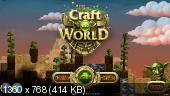 Craft The World [v 1.1.010] (2013) PC | RePack - скачать бесплатно торрент