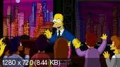 �������� � ���� / The Simpsons Movie (2007) BDRip 720p | �������������� ���������