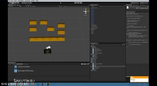 Быстрый старт в Unity 3D / Quick Start Unity3D