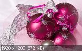 Коллекция новогодних обоев (02.12.2014)