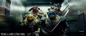 ���������-������ / Teenage Mutant Ninja Turtles (2014) BDRip-AVC | DUB | ��������