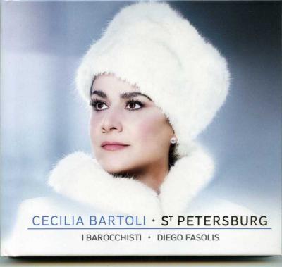 Cecilia Bartoli - St Petersburg / 2014 Decca