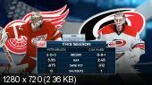 ������. NHL 14/15, RS: Detroit Red Wings vs. Carolina Hurricanes [07.12] (2014) HDStr 720p | 60 fps
