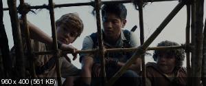 Бегущий в лабиринте / The Maze Runner (2014) BDRip-AVC | DUB | Лицензия